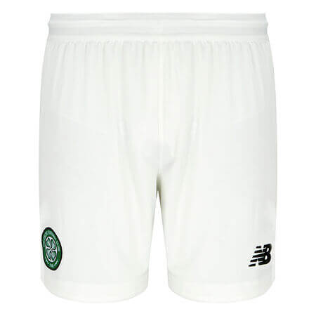 Celtic Home Soccer Shorts 19 20