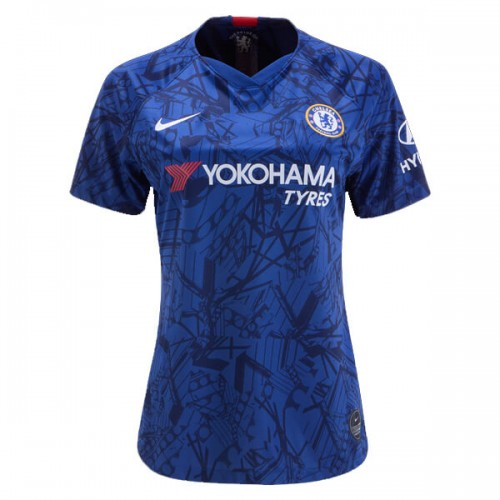 Chelsea Home Women's Football Shirt 19 20