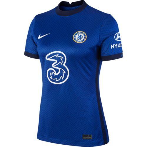 Chelsea Home Womens Football Shirt 20 21