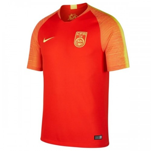 China Home Football Shirt 2019