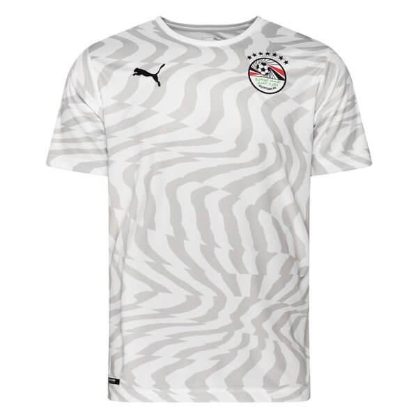 18fd6c68ade Egypt Away Football Shirt 2019