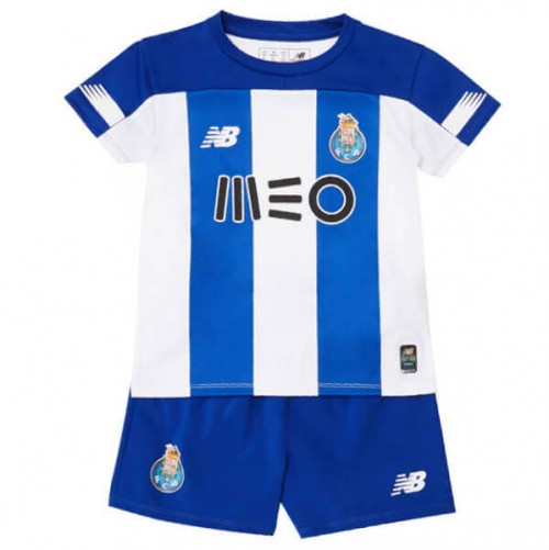 FC Porto Home Kids Football Kit 19 20