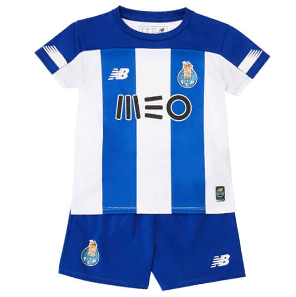 newest f0a89 4532c FC Porto Home Kids Football Kit 19/20