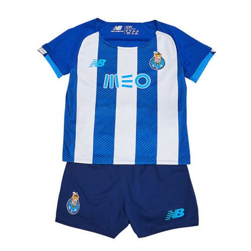 FC Porto Home Kids Football Shirt 21 22