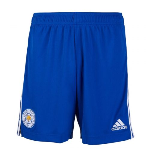 Leicester City Home Football Shorts 20 21