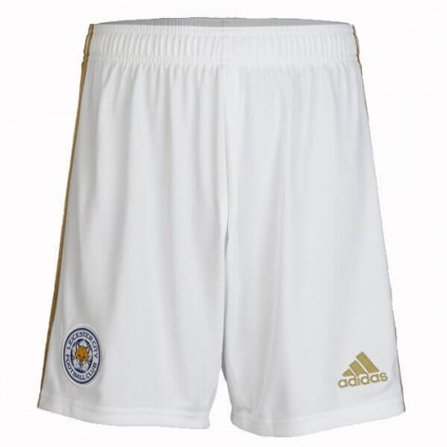 Leicester City Home Soccer Shorts 19 20