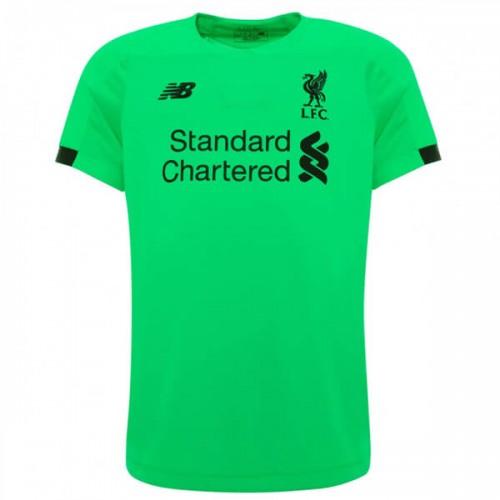 Liverpool Away Goalkeeper Football Jersey 19 20