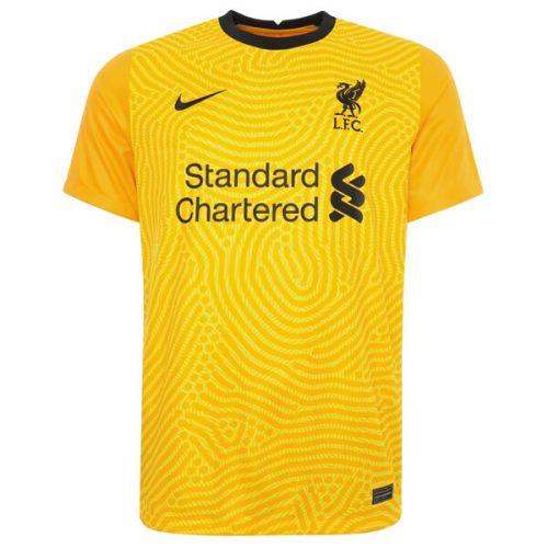 Liverpool Away Goalkeeper Football Shirt 20 21