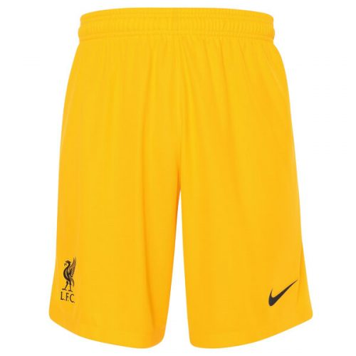Liverpool Away Goalkeeper Football Shorts 20 21