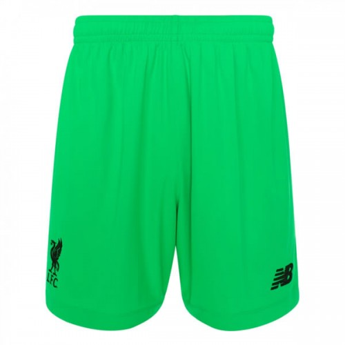 Liverpool Away Goalkeeper Soccer Shorts 19 20