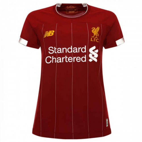 Liverpool Home Womens Football Shirt 1920