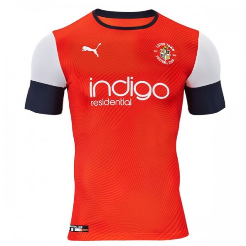 Luton Town Home Football Shirt 19 20