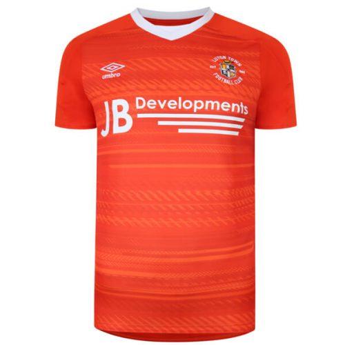 Luton Town Home Football Shirt 21 22