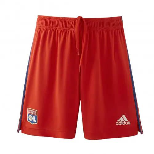 Olympique Lyon Away Football Shorts 21 22