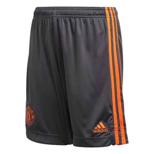 Manchester United Home Goalkeeper Football Shorts 20 21