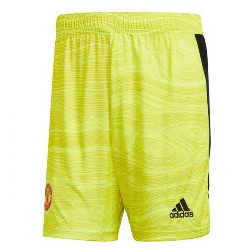 Manchester United Home Goalkeeper Shorts 21 22