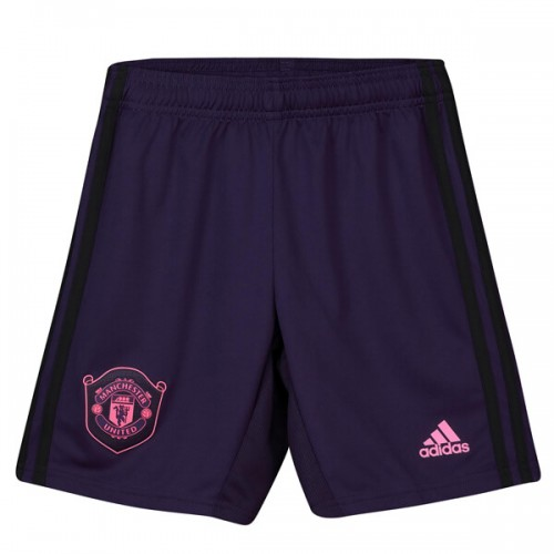 Manchester United Home Goalkeeper Soccer Shorts 19 20