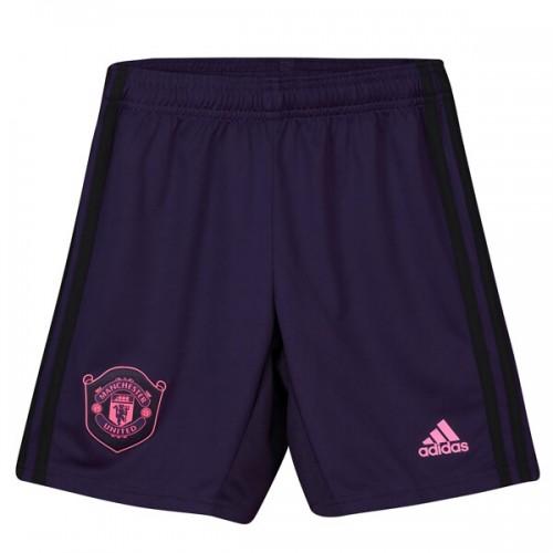 Manchester United Home Goalkeeper Soccer Shorts 19 20