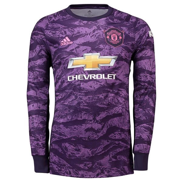 Manchester United Home Goalkeepers Shirt 19 20