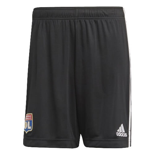 Olympique Lyon Away Football Shorts 20 21