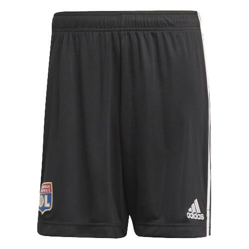 Olympique Lyon Away Football Shorts 20 21