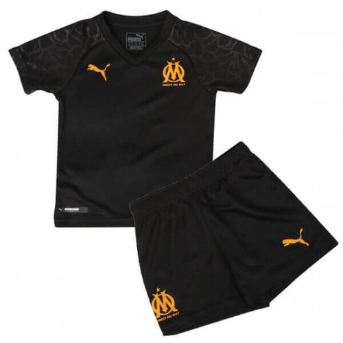 Olympique Marseille Third Kids Football Kit 19 20
