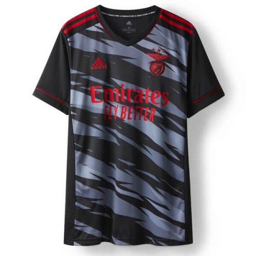 SL Benfica Third Football Shirt 21 22