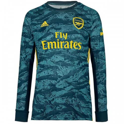 Arsenal Home Goalkeeper Football Shirt 19 20