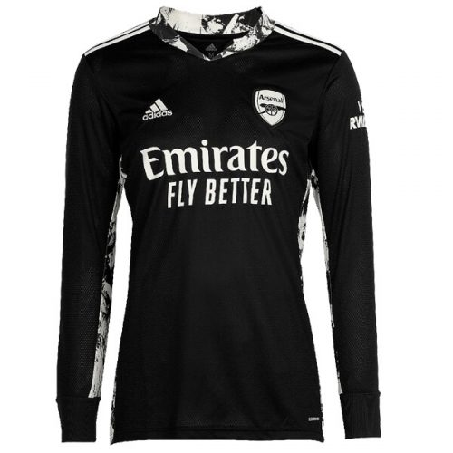 Arsenal Home Long Sleeve Goalkeeper Football Shirt 20 21