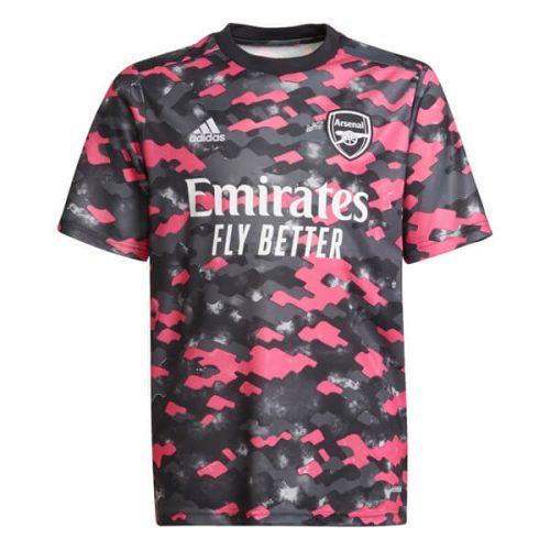 Arsenal Pre Match Football Shirt