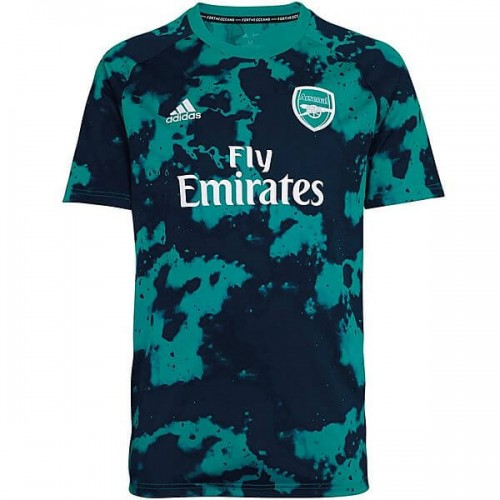 Arsenal Pre Match Soccer Jersey 19 20