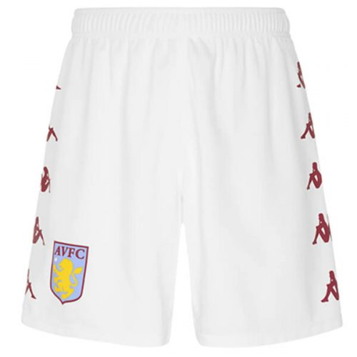 Aston Villa Home Football Shorts 21 22