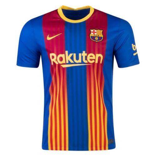 Barcelona El Clásico Football Shirt 2021