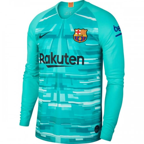 Barcelona Goalkeeper Football Shirt 19 20