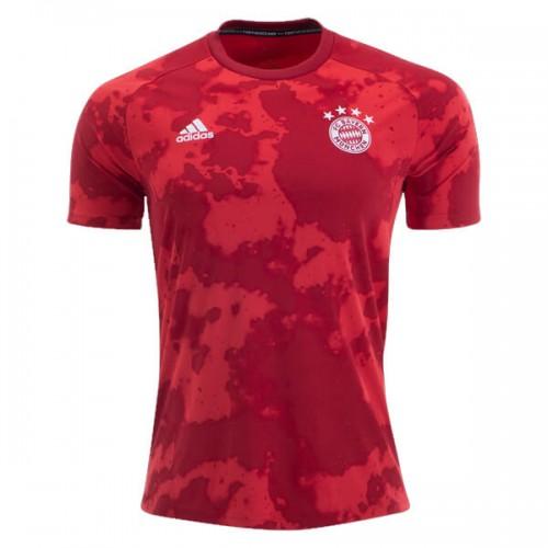 Bayern Munich Pre Match Soccer Jersey 19 20