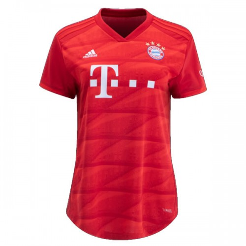 Bayern Munich Home Women's Football Shirt 19/20