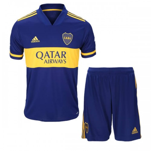 Boca Juniors Home Kids Soccer Kit 2020