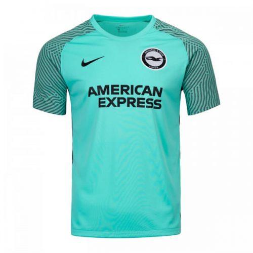 Brighton Hove Albion Away Football Shirt 21 22