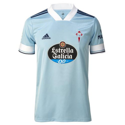 Celta Vigo Home Football Shirt 20 21
