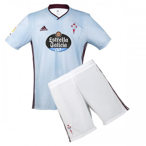 Celta Vigo Home Kids Football Kit 19 20