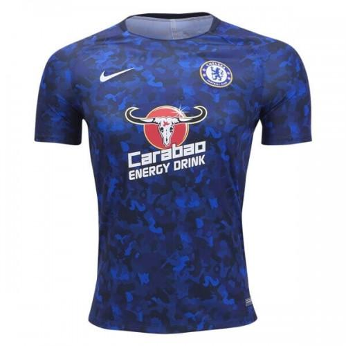 Chelsea Pre Match Soccer Jersey 19 20