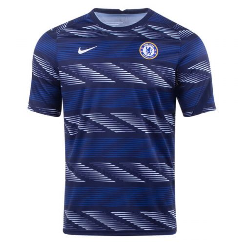 Chelsea Pre Match Training Football Shirt 20 21