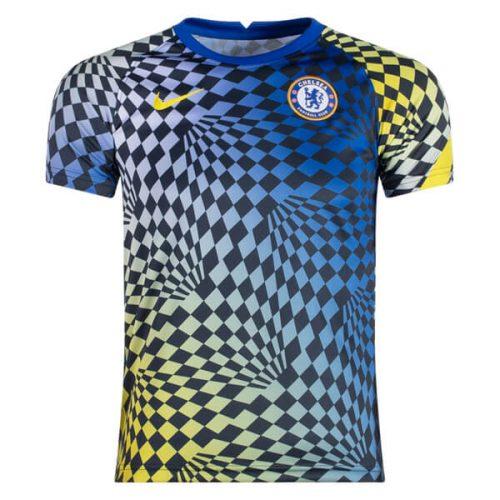 Chelsea Pre Match Training Football Shirt