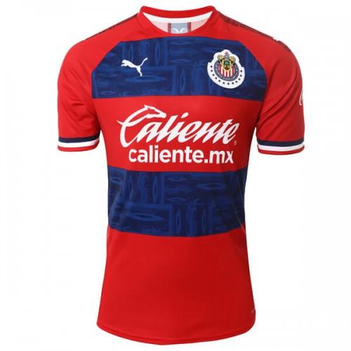 Chivas Away Soccer Jersey 19 20