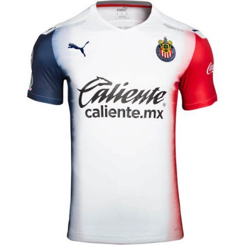 Chivas Away Soccer Jersey 20 21