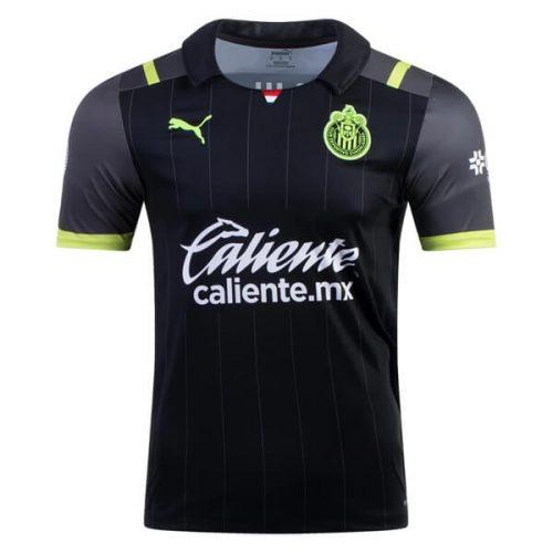 Chivas Away Soccer Jersey 21 22
