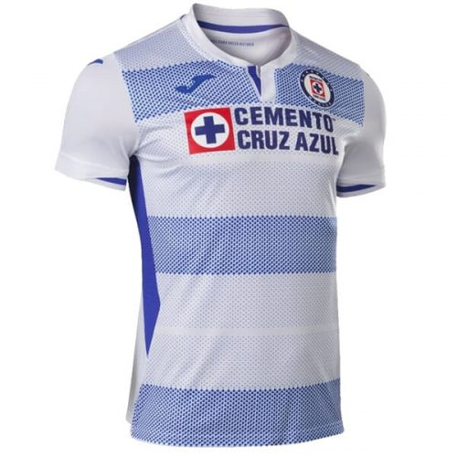 Cruz Azul Away Soccer Jersey 20 21