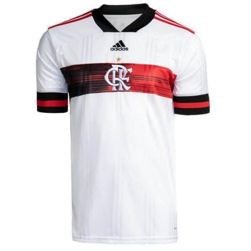 Flamengo Away Soccer Jersey 2021