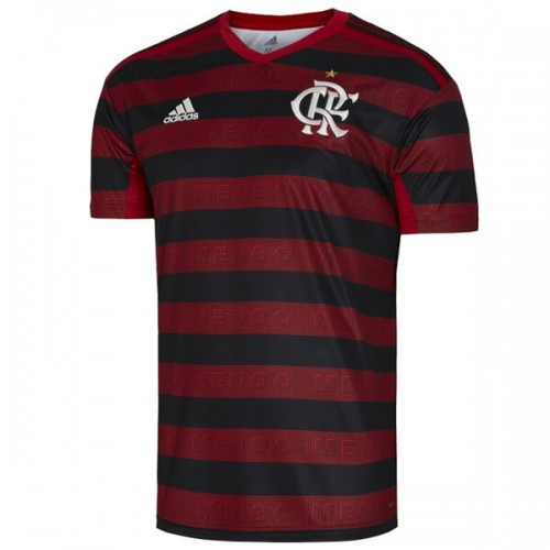Flamengo Home Soccer Jersey 19/20