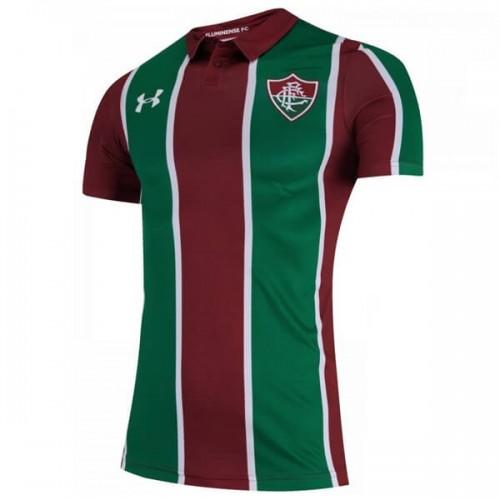 Fluminense Home Soccer Jersey 19 20